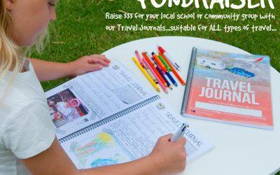 Travel Journal FUNDRAISER…