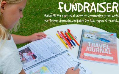 Travel Journal FUNDRAISER…