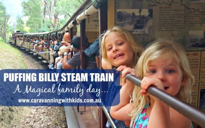 Puffing Billy: A Magical day out
