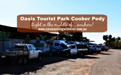 Oasis Tourist Park Coober Pedy