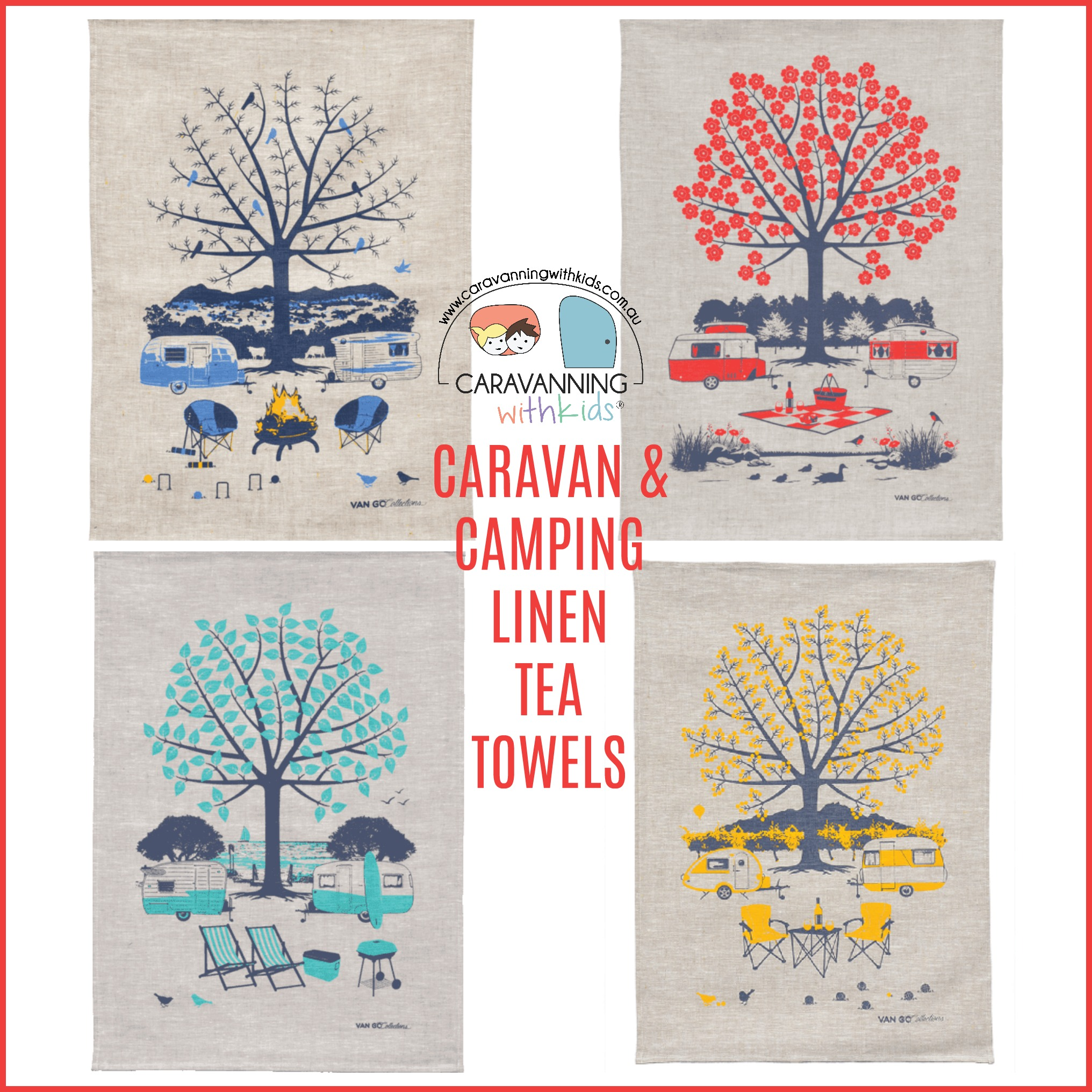 Bamboo Travel Towel Australia: Caravanning With Kids Travel Accessories