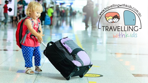 "Travelling with Kids – ""Surviving the Journey is all part of the adventure"""