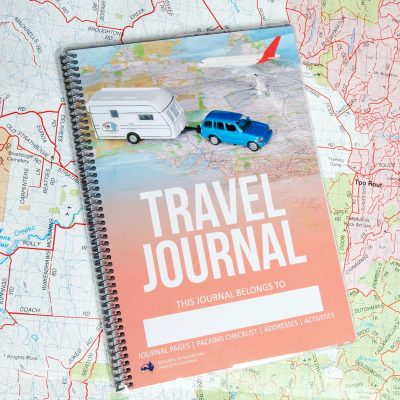 Travel Journal 2016 Square