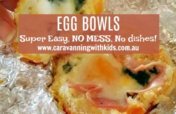 Egg Bowls