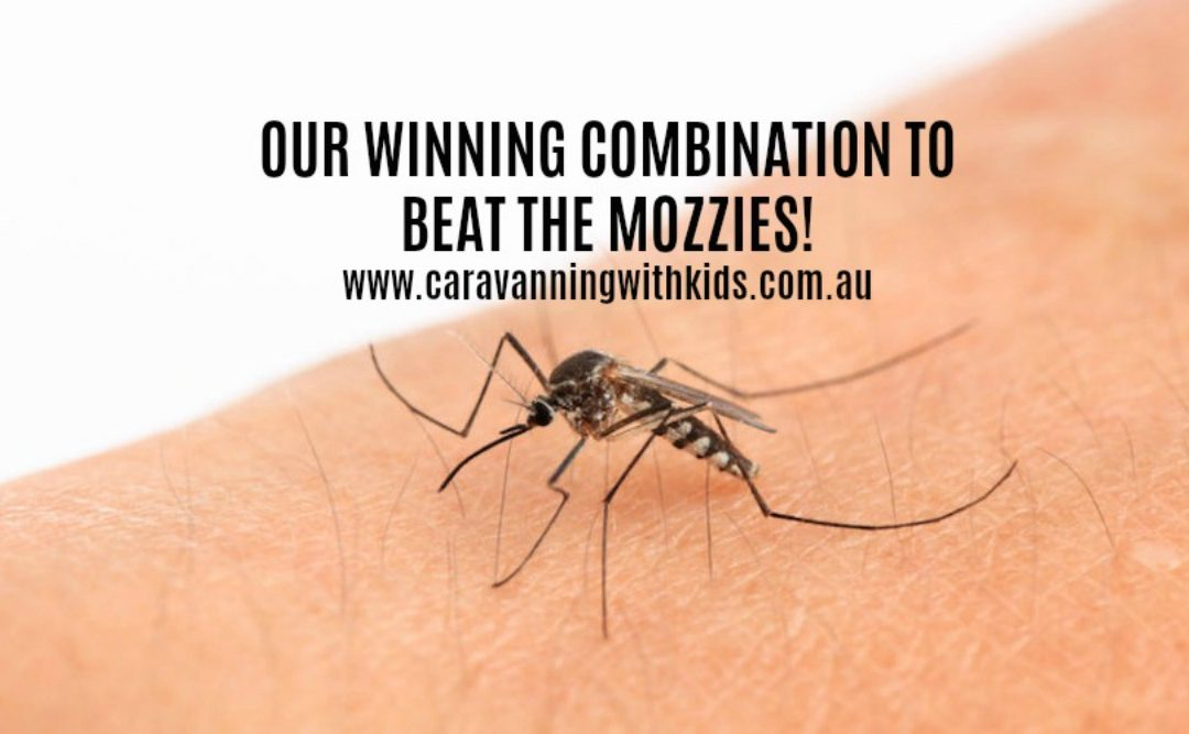 """""""Ouch…Kate and I hate mozzies…"""""""