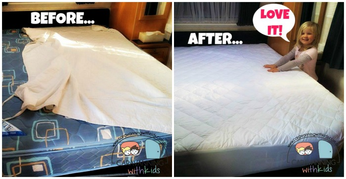 Do you fight with your bed linen?…Fight no more!