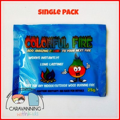 Colourful Fire SIngle Pack