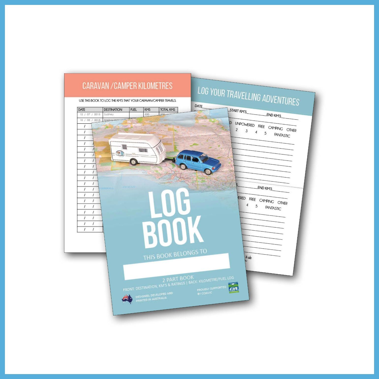 caravancamper trailer log book
