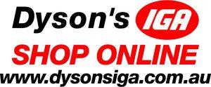 dysons logo