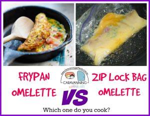 omelette post