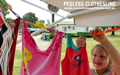 Pegless Clothesline REVIEW – Forgot your pegs? Ran out of pegs? Then this is for you…
