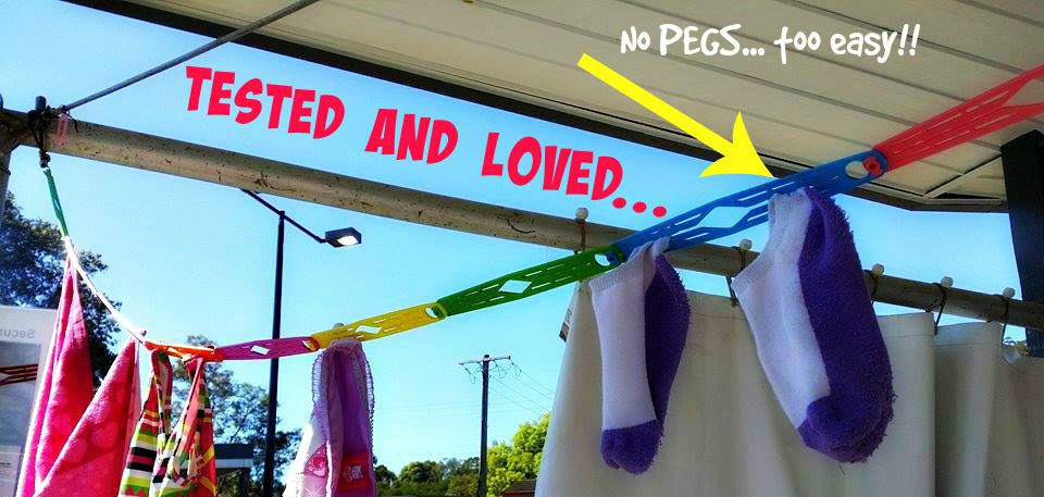 Forgot your pegs? Ran out of pegs? Then this is for you…