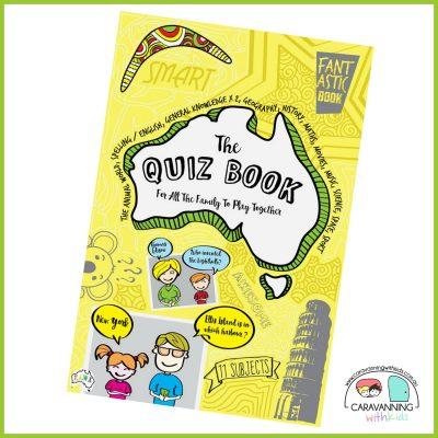 quiz book for website