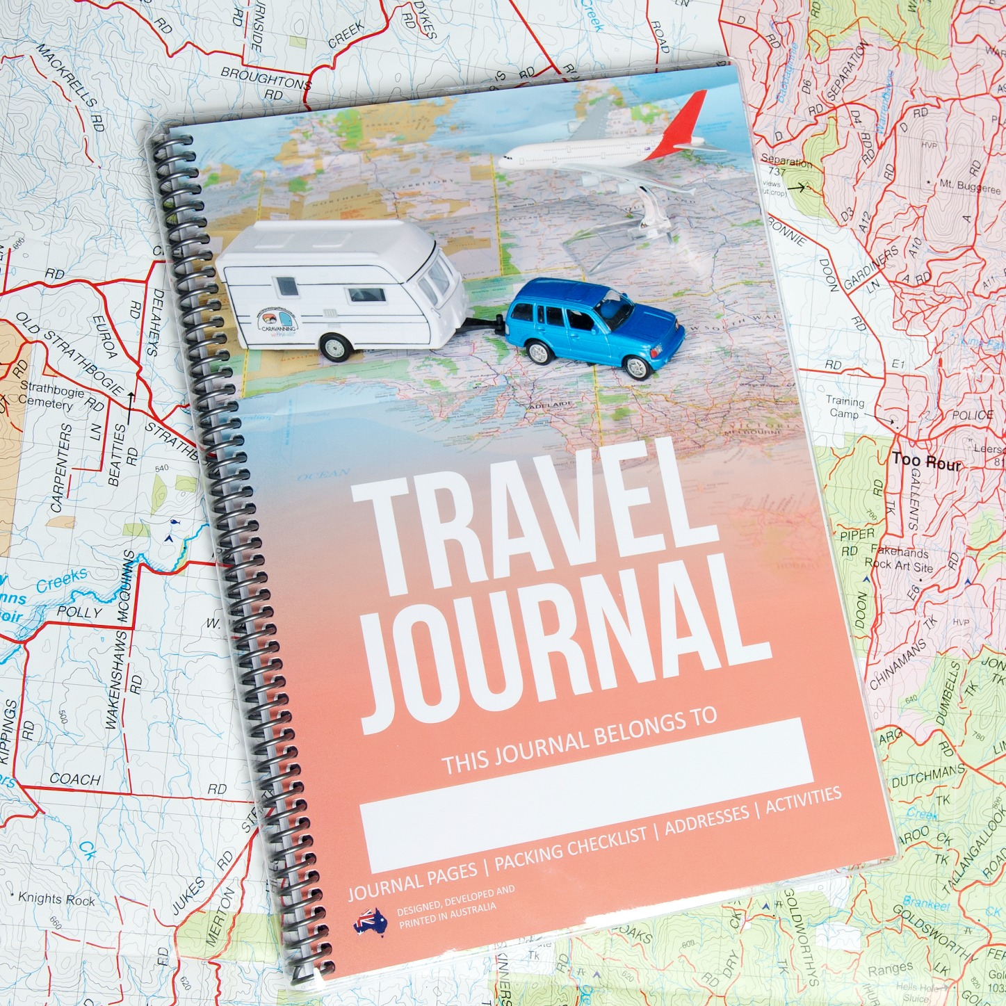 the evolution of our travel journal covers travelling with kids
