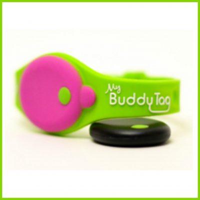 buddy tag green