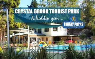 Crystal Brook Tourist Park – Melbourne Victoria