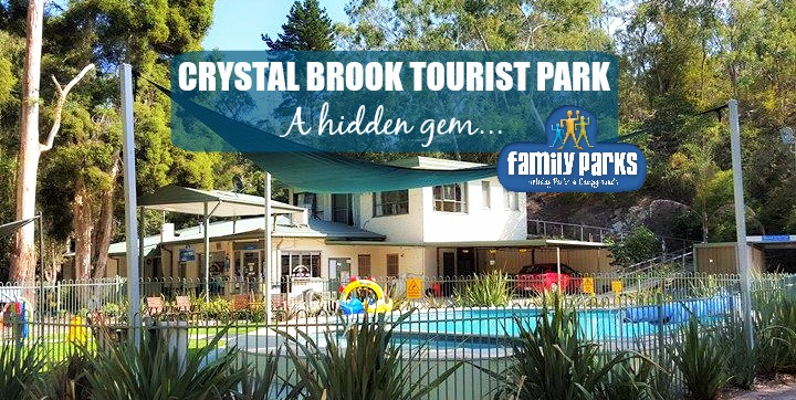 Crystal Brook Tourist Park – Melbourne Victoria