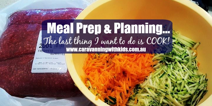 Meal Preparation – we don't want to cook on holidays…