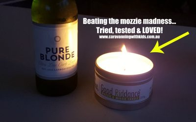 Beating the Mozzie Madness…
