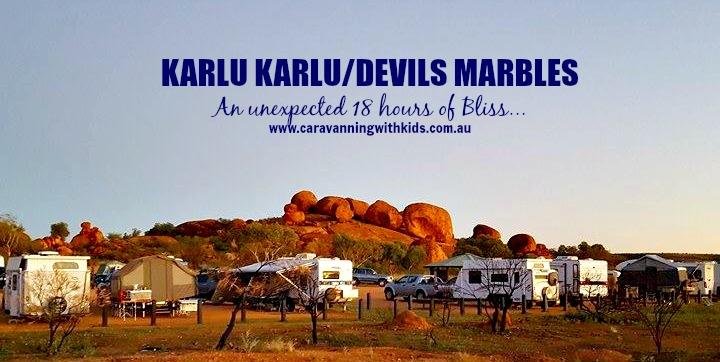 Karlu Karlu/Devils Marbles Campground