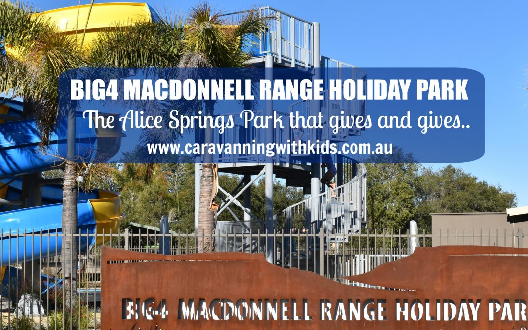 BIG4 Macdonnell Range Holiday Park – Alice Springs