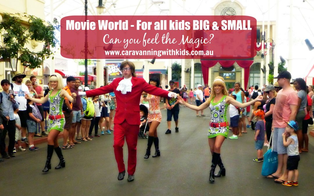 Movie World – for all kids, big & small!