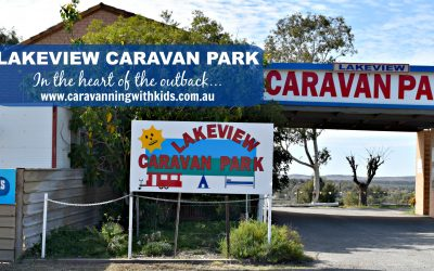 Lakeview Caravan Park Broken Hill
