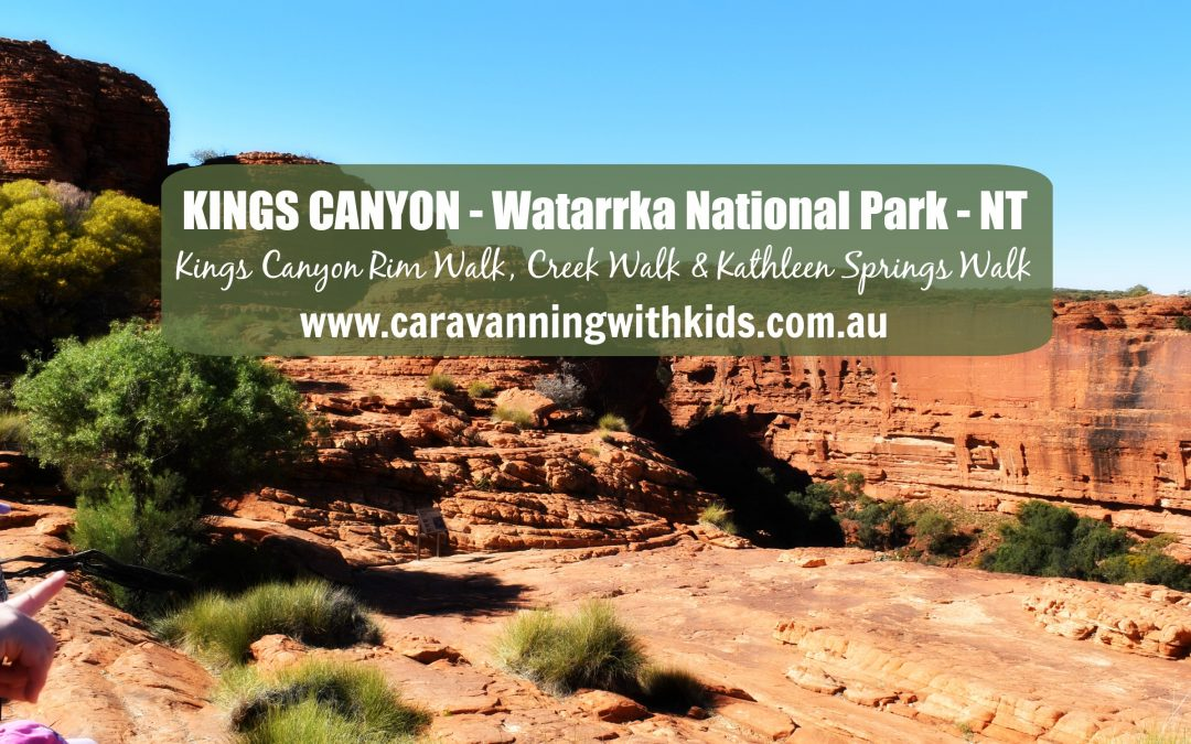 Kings Canyon – Northern Territory
