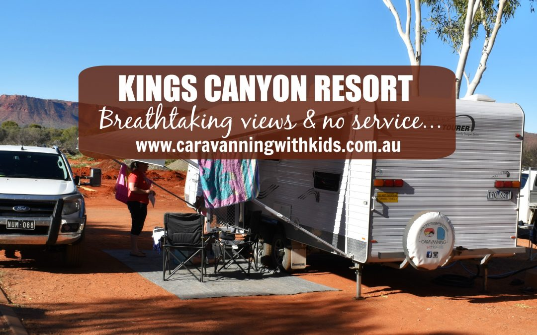 Kings Canyon Resort – Northern Territory