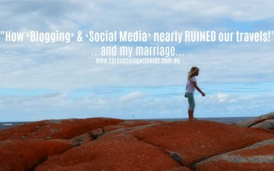 How Blogging & Social Media nearly ruined our Travels!