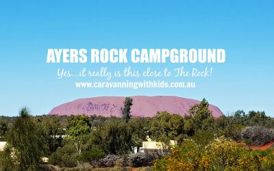 Ayers Rock Campground – Northern Territory