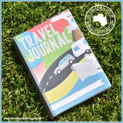 Travel Journal & Log Book