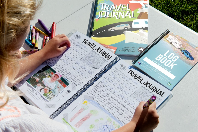 FREE Printables - Caravanning with Kids