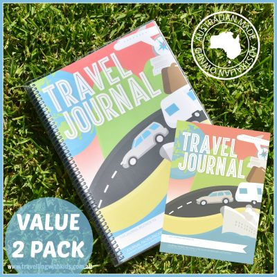 Value 2 pack travel journal - Copy