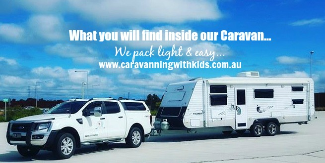 What lives inside our caravan?