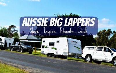 Aussie Big Lappers Group – finished
