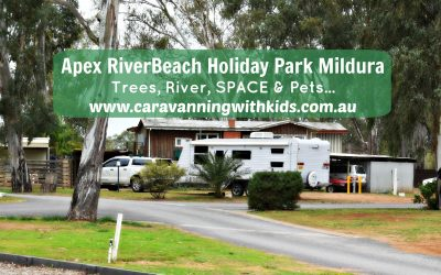 Apex RiverBeach Holiday Park Mildura