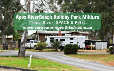 Apex RiverBeach Holiday Park Mildura