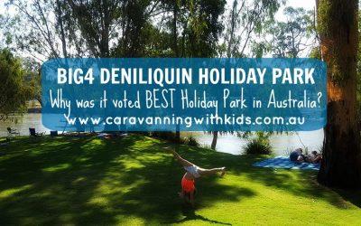 BIG4 Deniliquin Holiday Park NSW