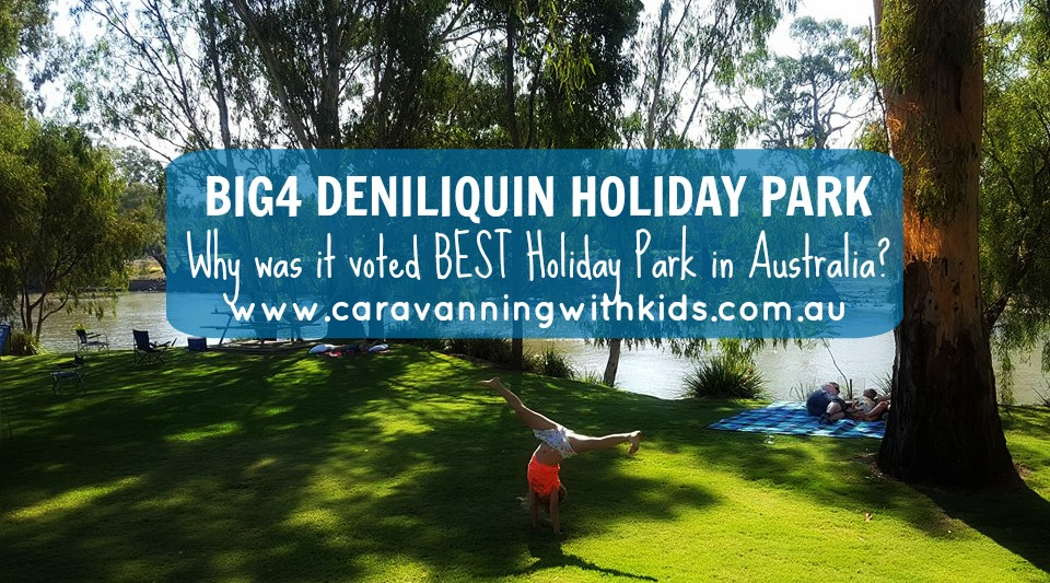 BIG4 Deniliquin Holiday Park NSW