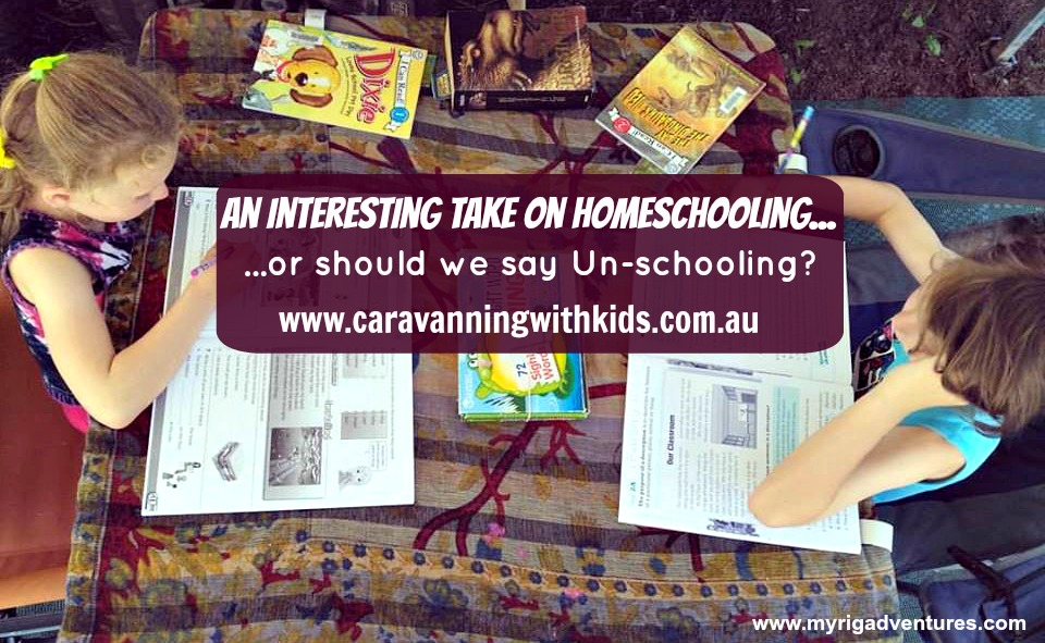 An interesting take on Homeschooling…or should we say – unschooling?