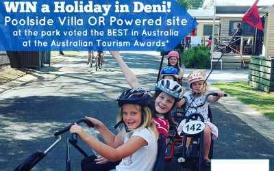 FINISHED: WIN a Holiday at BIG4 Deniliquin Holiday Park