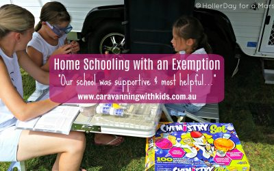 "Home School Exemption – ""Our school was so supportive"""