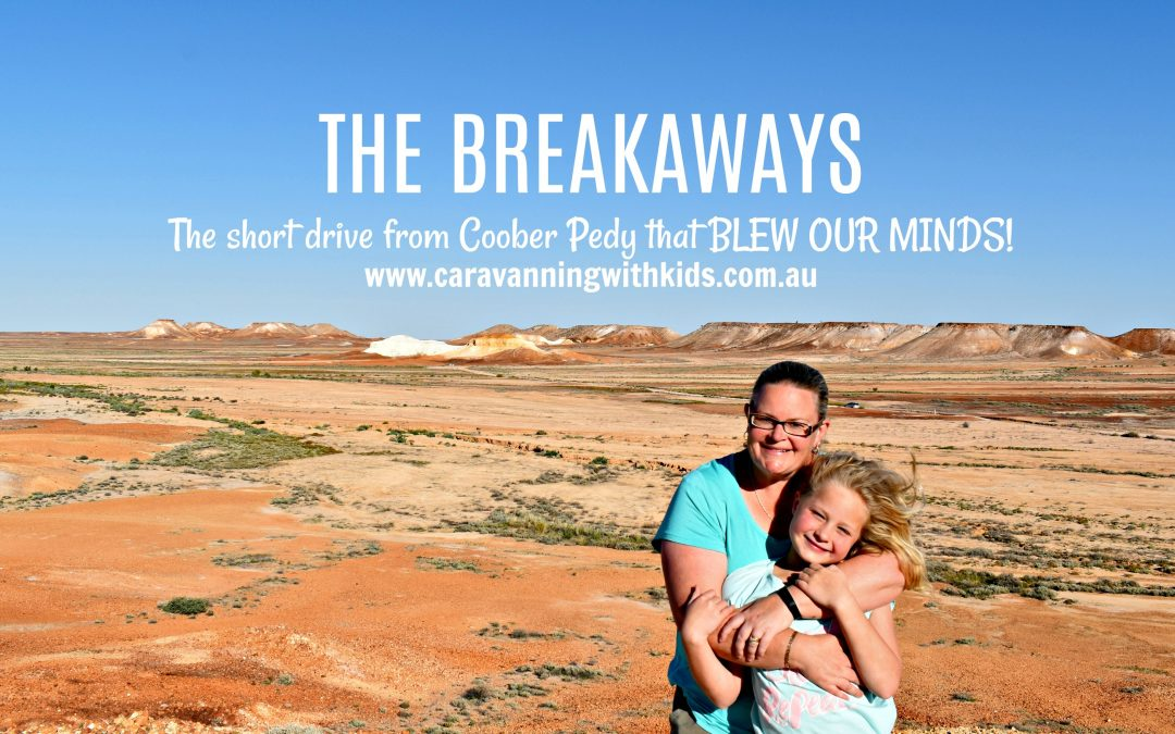 The Breakaways & Dog Proof Fence – A highlight of Coober Pedy