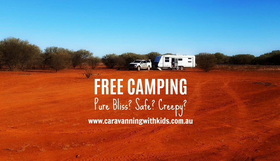 Free Camping – Creepy? Safe? Bliss?