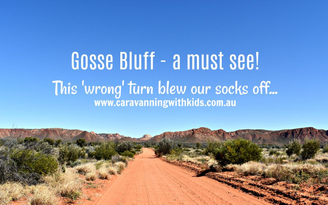 Here is WHY you need to add Gosse Bluff to your list of must see places.