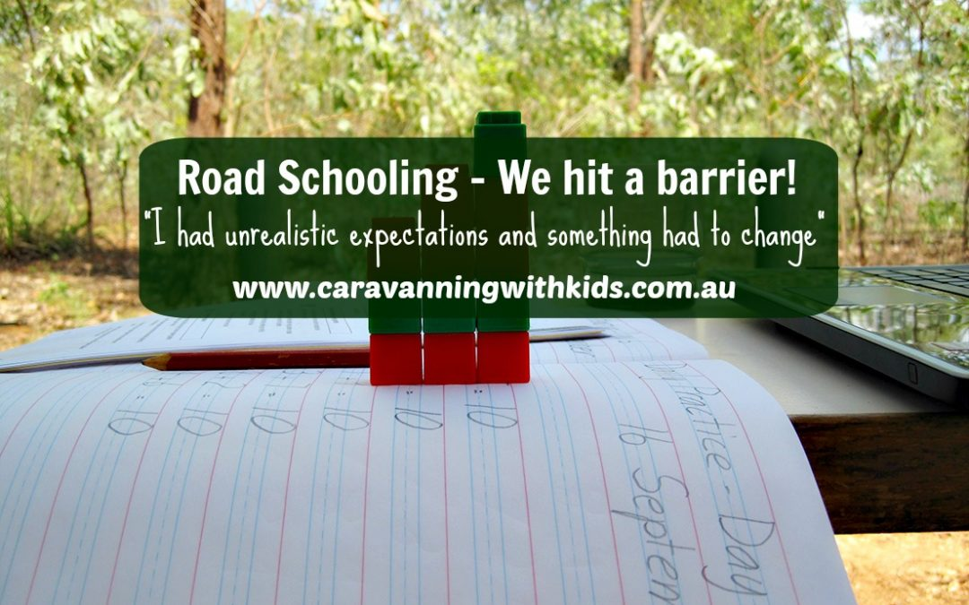 Road Schooling – We went from Distance Ed to OUR WAY!