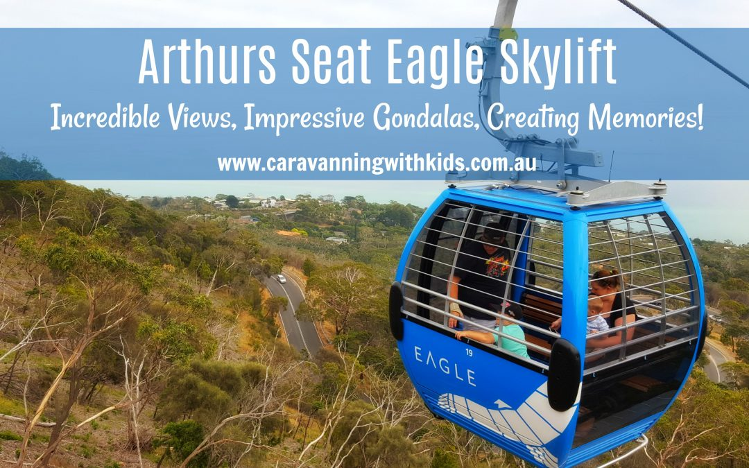 Arthurs Seat Eagle – the gondala skylift with incredible views!
