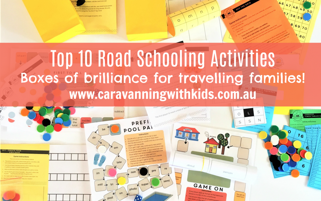 Top 10 Road Schooling Activities – The Sunshine Collective