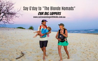 Welcome The Blonde Nomads – Our Big Lappers